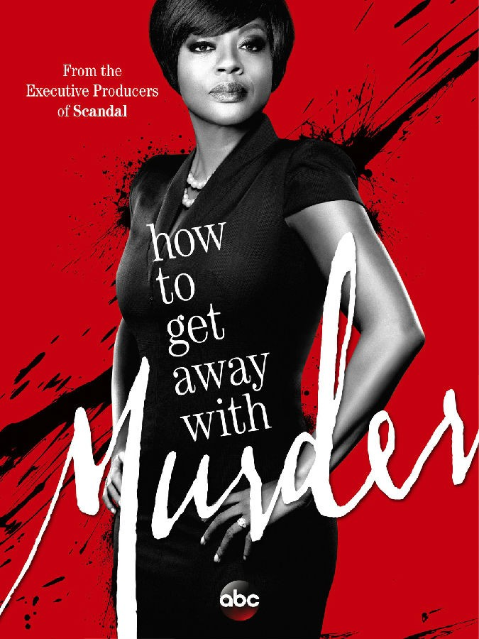 [逍遥法外 How to Get Away with Murder Season 第1-3季]1080P高清