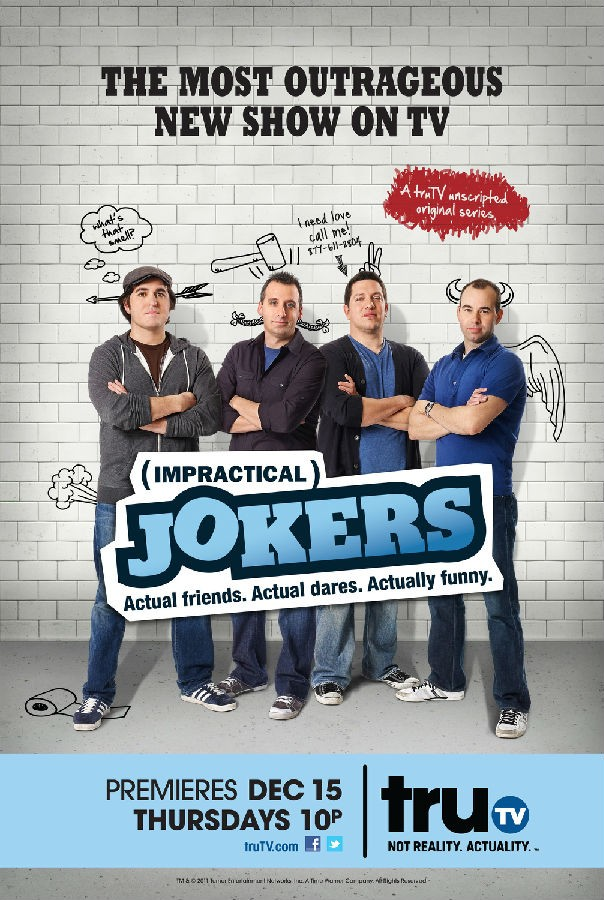 [好友互整 Impractical Jokers 第九季][全集]1080P高清